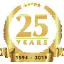 Celebrating 25 Years - 1994-2019